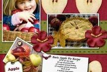 recipe scrapbooking / by Sherry Sheehan