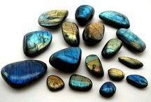 Stones and healing crystals / Healing stones and crystals / by Irene Doucet