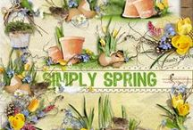 Simply Spring / by Raspberry Road Designs