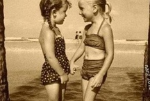 Dani and MB / friendship / by Doris Parton