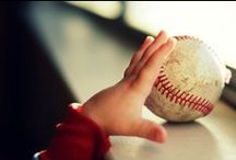 For the love of baseball! / by The Sweet Life