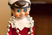 Elf on the shelf / by The Sweet Life