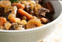 Eat | Slow Cooker & Cookin' Slow / Easy one-pot meals with slow cookin', sometimes over night! / by Sandy | Reluctant Entertainer