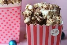popcorn / by Summer {Sumo's Sweet Stuff}