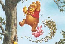 My love, Winnie the Pooh / by Betsy O'Flanagan