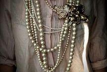 Jewelry/purse/scarfs / by Nina Wend Martinez