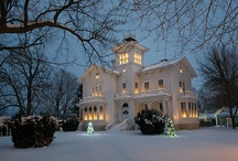 Dreamin of a White Christmas / by Jane Warrick