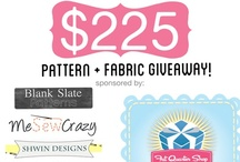 giveaways / by Summer {Sumo's Sweet Stuff}
