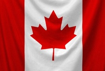 Canada / I have a bias toward B.C., but love all of Canada! / by Victoria