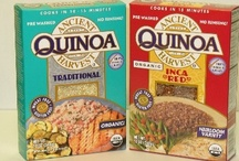 Ancient Harvest Quinoa Corp. Dec. Partner of the Month / by Tasterie .com