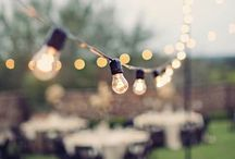 Patio & Party Lights / by Sandy | Reluctant Entertainer