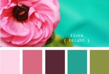 Colors that go together / by Nina Wend Martinez