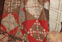 quilts / by Nancy Lesue