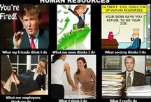 Human Resources / by Amanda Bergdorf