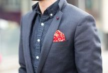 Boy Closet / I'm not complaining, boyfriend's a classy guy. But he could be classier. ;) / by Priscilla Quinlan