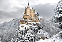 Castles, Monasteries, Cathedrals and etc. / by Unkle Tae