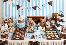 Baby Shower Ideas / by Mary Dixon