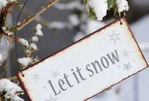 Winter - Christmas / by Debbie Slavin