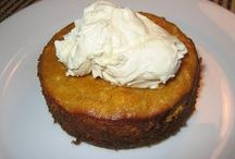 Sweets/ Pies/ Cakes / by Debbie Slavin