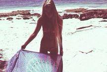 Summer Vibes / by Kelli Killian