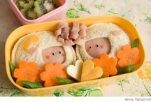 Kids creative lunches / by Vickie Waadevig