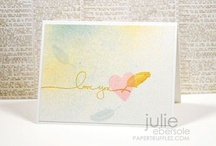 Cards I Like (Love) / by Natalie Stewart