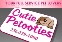 CUTIE PETOOTIES OF SCOTTSBORO / by Infinity Marketing Services