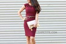 Fashion - Work / by Vanessa Kuo