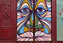 Artistic Doors / These are doors we find really cool and artistic / by US Door & More Inc.