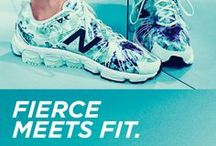 Heidi Klum for New Balance #Sponsored #HKNB / New Collection: Heidi Klum for New Balance / by LoveBrownSugar