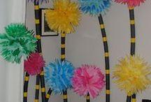 Dr.Seuss Theme / by Judy Gibas