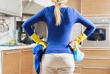 Home Management / Tips and advice for managing your home - cleaning, organization, finances, quick tips, and more / by Tara Ziegmont