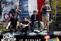 Chunk! No, Captain Chunk / by Fearless Records