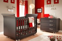 Baby Nursery Ideas / Inspirational ideas for parents that are searching for ways to decorate their #baby's #nursery / by Babydeco UK