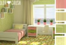 Color Crush / Indulging in our color addiction. / by Squeesome Designs