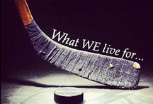 For the Love of Hockey / Inspiration for the hockey-lovers' soul!  / by Columbus Blue Jackets