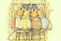 Brambly Hedge / by Barbara Burns