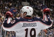 Frozen Moments / The best of the on-ice action captured on camera. / by Columbus Blue Jackets