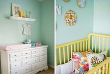 Nursery (new house) / by Ruthie Moffett