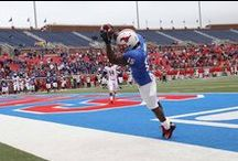 """How SMU Does Game Day!"" 2013 Football Season  / by SMU Athletics"