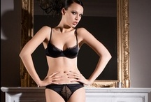 The Little Black Set / black lingerie classics / by MEME LINGERIE