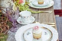 Tea Party / Invite your friends and host a whimsical tea party for a delightful afternoon. / by Ruche