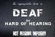 Teaching - Deaf Culture / by Alex Roman