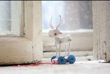 "Christmas / by Karina Brandt ""Baba Yaga's Filzzauber"""