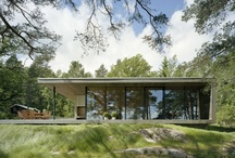 architecture and interiors / by Heidi Scribner