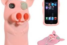 iPhone 4 Cases / All cases are compatible with your iPhone 4 and iPhone 4S.  FREE shipping & 1YR Warranty! / by Batteries4less