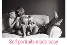 Self-Portraits | How-To / by ClickinMoms