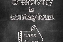 Creativity / by Araceli Thomas