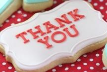 Cookies / by byMelissaBee (Melissa Martheze)