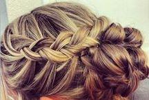 hair & makeup. / by Lauren Wenclewicz